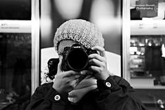 Autoscatto (valentinamoretti83) Tags: fotografia autoscatto myself selfportrait bn blackwhite me specchio mirror