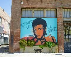 IMG_9832 (danimaniacs) Tags: street art westhollywood colorful muhammadali