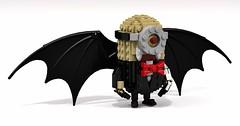 Minion Dracula (car_mp) Tags: minion dracula lego