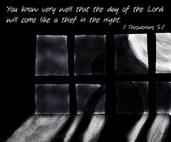 1 Thessalonians 5:2 (joshtinpowers) Tags: thessalonians bible scripture