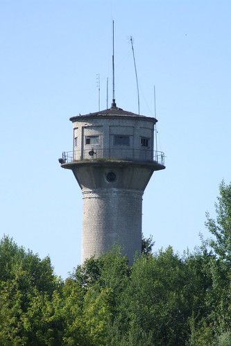 Water tower, 04.08.2013.