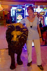 Her Lion Friend (hectic skeptic - I've returned!) Tags: osceola nevada ghosttown prosectorsinn elynevada markamorgan twinfalls snakeriver