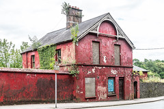 DERELICT RED HOUSE [SUNDAYS WELL ROAD IN CORK CITY]-122411 (infomatique) Tags: redhouse abandoned derelict sundayswellroad cork infomatique streetsofireland urbandepression williammurphy