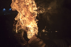 TB6 (Rockman of Zymurgy) Tags: ottetystmary devon uk tarbarrel tar barrels flame flaming fire crowd scorch barrel alight