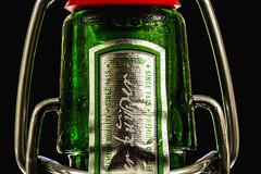 Macro Mondays  backlit (Kevin John Hughes) Tags: macromondays macromondaysbacklit kevhughes colour canon 600d macro100mmf28 challenge theme flickr grolsch beer green glass backlit