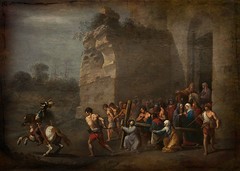 Carrying-The-Cross-1024x731 (laxwings) Tags: religion fineart religiousart masters painters churchart
