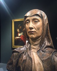 Uncovering Croatia's long-lost masterpieces is one of the running themes of this instagram, apparently!  I almost had a heart attack when I saw this bust at #tefaf2016. It's attributed to Niccol dell'Arca, an Early Renaissance sculptor from my hometown o (rokorumora) Tags: uncovering croatias longlost masterpieces is one running themes this instagram apparently i almost had heart attack when saw bust tefaf2016 its attributed niccol dellarca an early renaissance sculptor from hometown dubrovnik  spotted tefaf booth ottonaumannltd