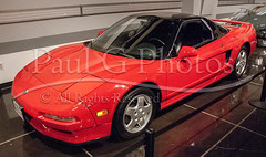 1991 Acura NSX 2-Door Coupe (mobycat) Tags: 1991 acura nsx 2door coupe japan petersenautomotivemuseum thepetersen
