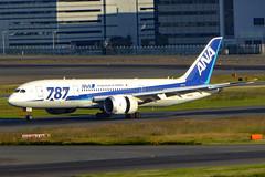JA821A Boeing 787-8 ANA  HND (Jetstar31) Tags: ja821a boeing 7878 ana hnd