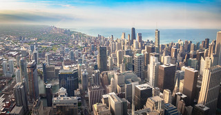 Amazing Chicago Cityscape