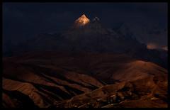 Nevado Rima Rima (5248m) (doug k of sky) Tags: nevado rima cordilera blanca andes peru doug kofsky mountainscapes sunset