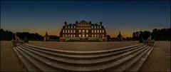 Westphalian Versailles in the panorama look (Lato-Pictures) Tags: schloss castle nordkirchen sunset outdoor panorama 全景 bloquear 锁 ロック puesta del sol 日落 tramonto 夕日 zonsondergang