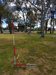 Area—SW Corner looking N (heritagefutures) Tags: hindu cemetery albury nsw jelbart park cremation ground