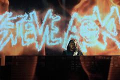 Steve Aoki at Hell's Gala 2016