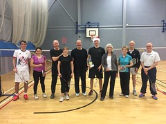 Sunday Adult Coaching Group