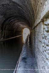Canal du Midi tunnel