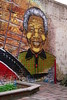 Welling Court Mural Project - Astoria, Queens, NYC (SomePhotosTakenByMe) Tags: mandela nelsonmandela usa urlaub vacation holiday nyc newyork newyorkcity america amerika queens astoria mural wandbild kunst art graffiti wellingcourt wellingcourtmuralproject muralproject outdoor wall mauer restinpower peatwollaeger wollaeger