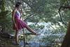 Sesión de kék (jaidiva) Tags: spirit espiritu chile fashionphotography fashion fashioneditorial model forest intothewoods chilean design fashiondesign