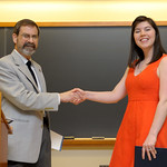 Associate Professor Robert Wickesberg, Sarah Zola Cognitive Neuroscience Division: Manny Donchin Award