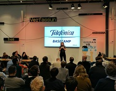 Today I gave a talk at Basecamp Berlin, organized by BVDW with the incredible @missgeorgeham (NikolaiBockholt) Tags: today i gave talk basecamp berlin organized by bvdw with incredible missgeorgeham