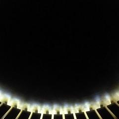 buio (zecaruso) Tags: palermo cinema tetto roof luci lights iphone4s zecaruso zeca ze ze² zequadro cicciocaruso explore