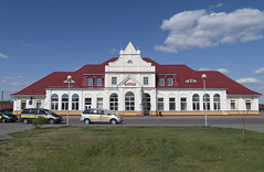 Slonim railway station, 04.05.2014.