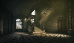Chateau des Singes VIII (darkstyle pictures) Tags: chateaudessinges chateau castle darkstyle darkstylepictures nikon abandoned decay forgotten lostplaces urbex urban rotten marode exploring exploration vergesseneorte verlasseneorte