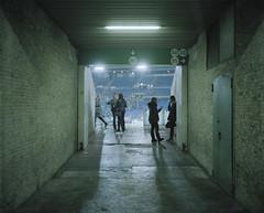 roma4 (Anders Hviid) Tags: roma olimpico football stadium serie italy italia soccer plaubel makina film analog kodak portra 160 120 medium format negative