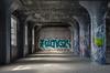 Tagged (Pas (sQualie)) Tags: toronto ontario graffiti nikon peelingpaint ue urbex pilars uer 2013 nikon1755mmf28 d7000