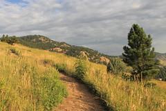 Boulder Mountain Park III (DavetheHiker) Tags: county mountains nature rockies colorado hiking boulder co rockymountains flatirons bouldermountainpark davethehiker