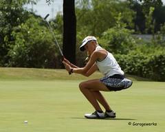 Junior All-Star Golf (Garagewerks) Tags: girl sport female youth club golf lost all child jr course springs arkansas rogers bentonville 2015