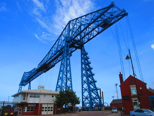 Teeside Transporter Bridge