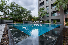 Swimming Pool, The Seed Muse Sukhumvit 26 (@pigstagram) Tags: pool architecture flat outdoor swimmingpool condominium sukhumvit sukhumvit26 theseedmuse