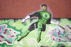 IMG_8269 (TheSneed) Tags: street nyc streetart green art comics dc williamsburg lantern dccomics greenlantern sneed thesneed