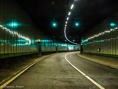 On the Welsh Roads-10 (derena_d.) Tags: road wales canon subway vanishingpoint tunnel ontheroad touring 2014 leadinglines