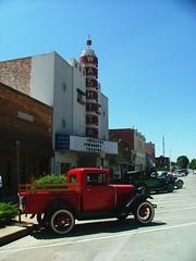 DSCF3384 (jHc__johart) Tags: auto classic oklahoma car truck vintage automobile vehicle carshow chickasha