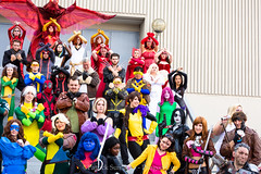 SP_42456 (Patcave) Tags: costumes comics book costume shoot comic dragon shot cosplay group xmen comicbook cosplayer marvel universe villain con villains dragoncon mutants cosplayers costumers 2015 dragoncon2015