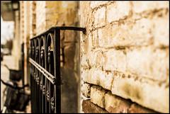 Balcn Francs (nickylerario) Tags: color wall vintage de french pared reja san antique balcony retro fotografia antonio frances balcon ladrillos antiguo clour areco