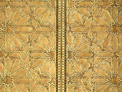 fez symmetry (2) (kexi) Tags: africa wallpaper detail gold golden march samsung symmetry morocco fez maroc oriental royalpalace fes 2015 maroko instantfave anglesanglesangles wb690