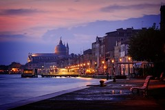 LR_D610-5117 - Venice early morning. Nikkor 135mm f/2.8 AI-S (Colin McIntosh) Tags: morning venice sunrise nikon focus manual nikkor ai ais 135mm giudecca d610