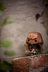 my cute klingon (koroa) Tags: trek star pop klingon funko