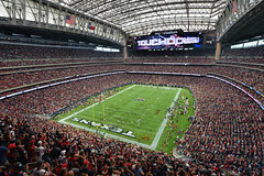 NRG Stadium - Houston Texans (markwhitt) Tags: usa football nikon texas stadium nfl crowd houston indoor fans venue texans paeople markwhitt markwhittphotography nrgstadium