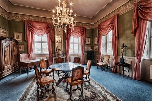Łomnica Palace 3