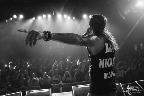 Bret Michaels - November 6, 2015 - Hard Rock Hotel & Casino Sioux City