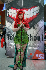 MCM London Comic Con 2015 II (Lee Nichols) Tags: costumes people london photoshop costume cosplay batman comiccon hdr highdynamicrange poisonivy peoplewatching cosplayers photomatix tonemapped tonemapping handheldhdr londonexcel londoncomiccon canoneos600d mcmcomiccon mcmlondoncomiccon2015