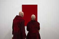 Eva et Adele (Gerard Hermand) Tags: 1510229135 eva adele gerardhermand france paris eos5dmarkii museum musee red rouge canon