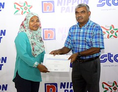 Nippon Paint 13th Inter School Swimming Competition 2015 335