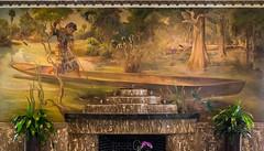Earl La Pan Essex House Mural of Everglades, c. 1938 (jeff_a_goldberg) Tags: house art beach hotel la us mural unitedstates florida miami places historic national artdeco earl pan register miamibeach deco essex essexhouse nationalregisterofhistoricplaces earllapan essexhousehotel