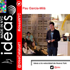 IdeasMadeINnyc 2015 Pau 03 (Idea Catalyst) Tags: barcelona new york nyc usa ny del radio idea is am spain mit miami map lo que trends gustavo journey hay framing es innovation jordi interview ideas pau ao eduardo ortiz caracol continue communicator esto territory catalyst the horacio entrepreneur multiculturalism marketer prisa keyla 1260 carvajal eyeos gioffre not collell innovador codina lets idealog buenasideas paugarciamila garciamil ideasnyc ideacatalyst1 medinarosa horaciogioffre keylamedinarosa eelqhshow caracol1260 eleduortiz ideafoster techreviewes leadersuni joordi