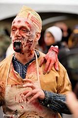 Marche des zombies 2015 (photolenvol) Tags: halloween zombie zombiewalk mortvivant placedesfestivals